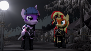 [SFM Ponies] The Knights of Harmony by FD-Daylight