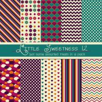 Free Little Sweetness 12 by TeacherYanie