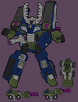 Onslaught - Robot Mode by AsswhompSupreme