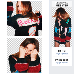 Leighton Meester PACK //015 by ephyreia
