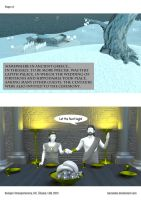 The Battle of Lapiths and Centaurs - Comics - pg.1 by Berandas