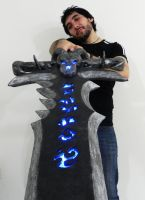 Frostmourne World of Warcraft by TheGoblinFactory
