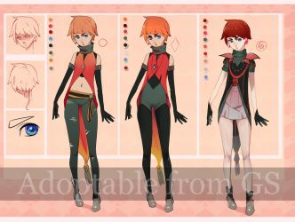 [Status: Auction CLOSED] Adoptable by Balnur