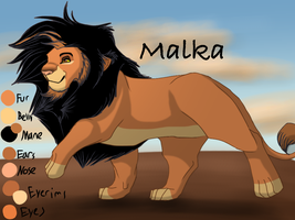 Malka, Mama's Boy by Jayie-The-Hufflepuff