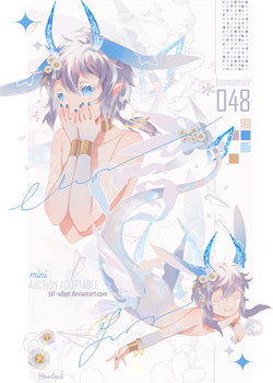 [CLOSED TY]mini auction_Star Chaser Tamanair48 by Skf-Adopt