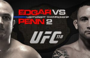 UFC 118 by PMat26oo