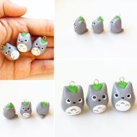 Totoro Charms by mAd-ArIsToCrAt
