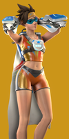 Tracer (Sprinter) by Yare-Yare-Dong