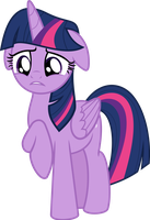 MLP Vector - Twilight Sparkle #4 by jhayarr23