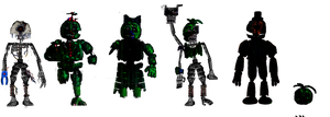Random Fnaf Fan Mades 3# by shadowNightmare13