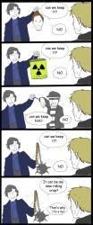 How to Tame a Sherlock by Radculas