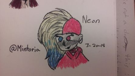 Neon by CattyNora