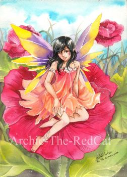Fairy by Archie-The-RedCat