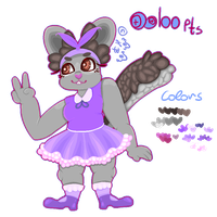 {open} Adoptable #2 by MikaDrwaingFactory