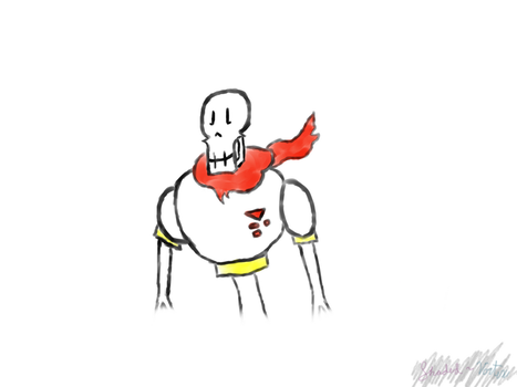 Papyrus by Shadened