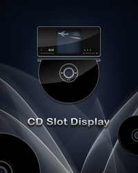 CD Slot Display by OtisBee