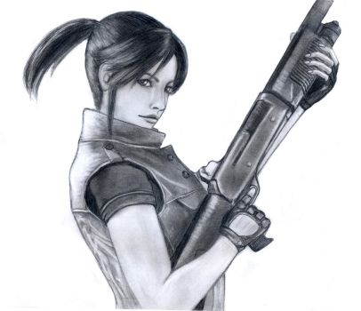 Resident Evil Claire Redfield by indigo21