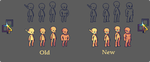 Character Base Redos by RHLPixels