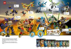 Bionicle 2016 Catalog 2 by ToaHeroStudio