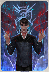 Dishonored II: The Outsider by R-Aters