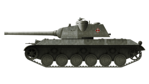 [FAKE] Heavy Tank - 45tp wz. 42 by Escodrion