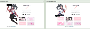 Yandere-Chan | page code by TamaraC-Other
