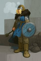 Stormcloak by atomicman