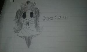 The headless Suger Cane by Shimmering-Moon