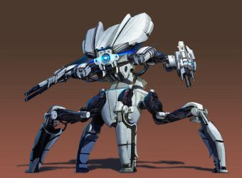 Mech Design by thegryph