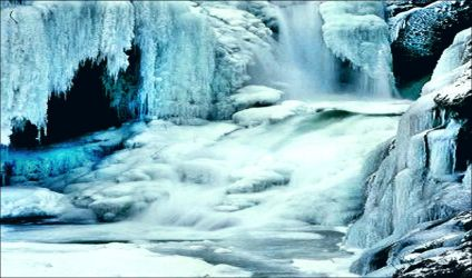 Iceage Melting Away And The Spring Begun by eskile