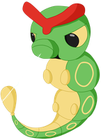 010- Caterpie by MacabreHouse