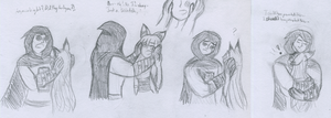 Tomoe Timelines - Accident by snowcloud8