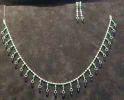 Primeaval Emeralds Set by MetallicVisions