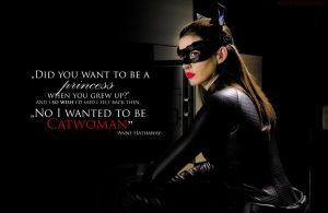 to be Catwoman by KatherinaRosalieRS