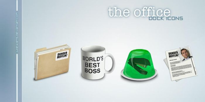 The Office Collection by juliewiens