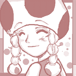 Toadette by Magic-Cake-Woman