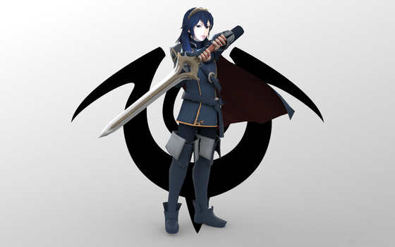Lucina by S0LANIN