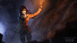 Rise of the Tomb Raider - Fan Art by FearEffectInferno
