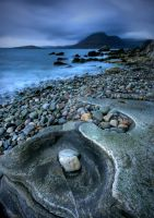 Elgol twilight by ArwensGrace