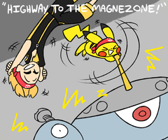 EVENT: HIGHWAY TO THE MAGNEZONE!