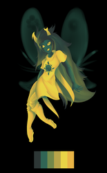 limited palette thief of light by Rayne-Is-Butts