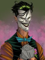 The Clown Prince... by thesealord