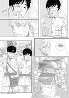 Yuri on Ice Doujinshi - A Dying Memory Page 5 by Cassy-F-E