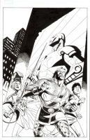 Herc cover BW by BroHawk
