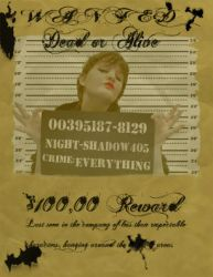 Wanted - For Everything by Night-Shadow405