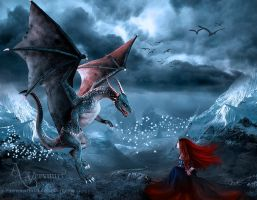 The dragon found me by annemaria48