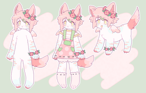 adopt #1 auction [CLOSED] by bx2e-adopts