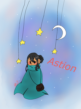 Astion by CreativeRose7