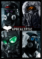 Romantically Apocalyptic Fan Made Poster by bluexbabex1o7