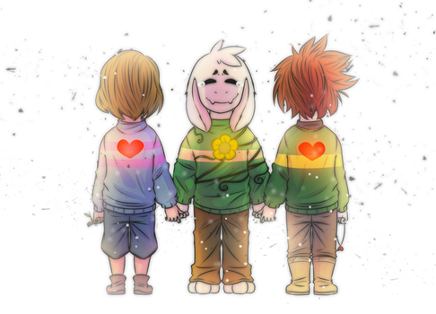 Happy 2nd Birthday, Undertale! by The-NoiseMaker